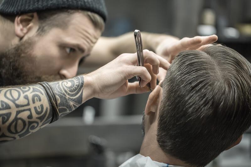 wat kun je verwachten bij een barbershop bezoek