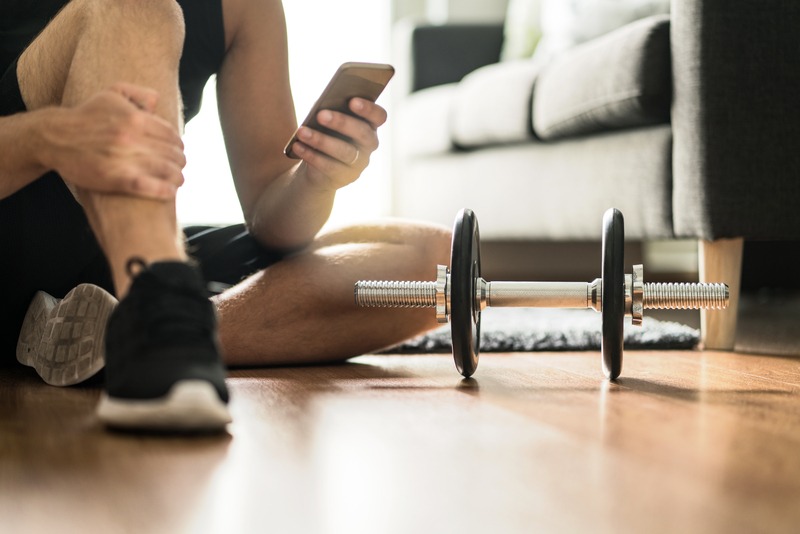 benen trainen oefeningen